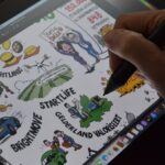 Cartoonist Live